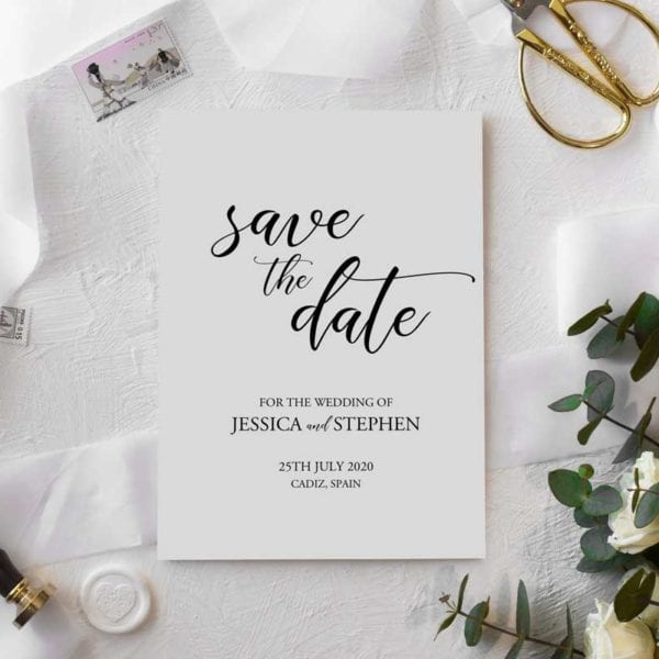 Annabelle Save the date