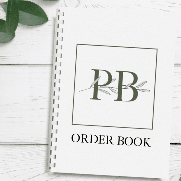Personalised Order Book - A5