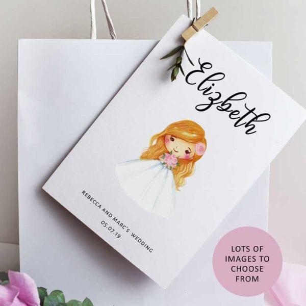 Boys and Girls Wedding Activity Book