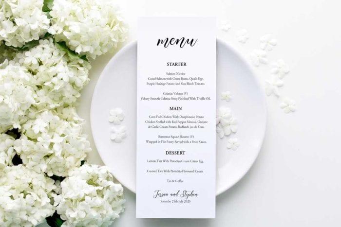 annabelle menu DL