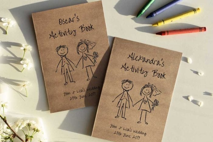 Kraft Activity Book