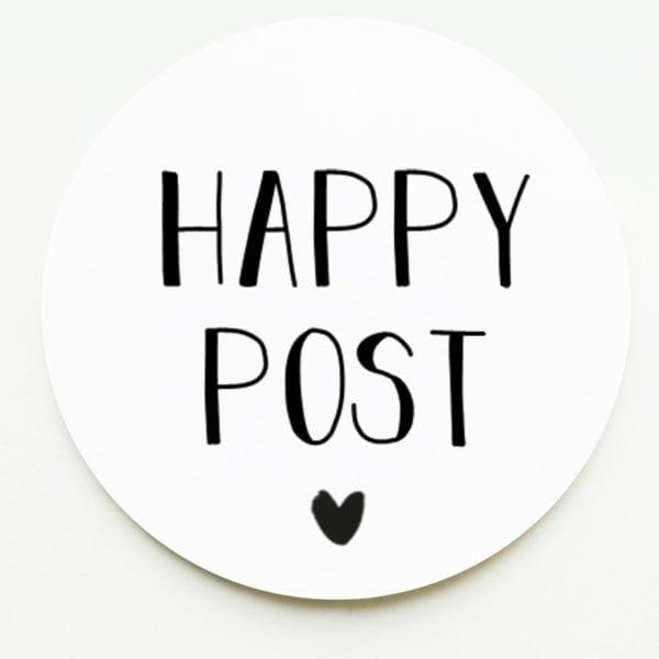 happy post
